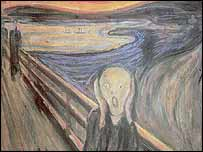 The Scream (National Gallery version)
