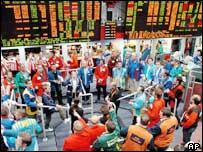 London International Petroleum Exchange