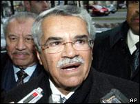 Saudi Arabia's oil minister Ali Naimi