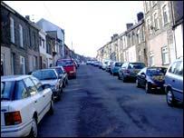 Richard Street, Cilfynydd