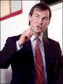 Southampton chairman Rupert Lowe