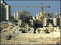 Maale Adumim settlement