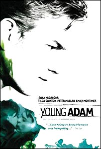 Ewan McGregor in Young Adam