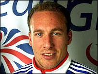 British diver Mark Shipman