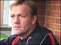Southampton head coach Steve Wigley