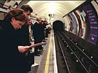 Tube station