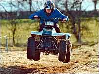 Quad bike generic