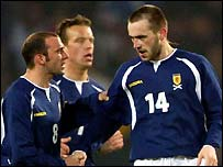 James McFadden made a real difference when he came on
