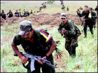 Rebels of the Revolutionary Armed Forces of Colombia, Farc