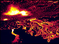 Eruption, USGS