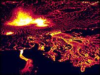 Eruption, USGS