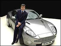 Pierce Brosnan played James Bond in Die Another Day, a Pinewood production