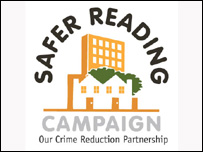 Safer Reading Campaign logo