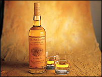 Glenmorangie is the UK's best-selling malt whisky