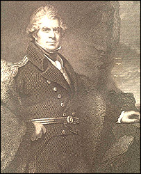 Sir John Ross, Royal Navy Expedition