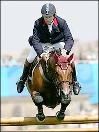 British equestrian rider Nick Skelton