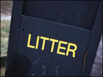 Cardiff residents face a litter crackdown