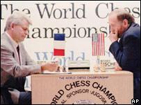 Spassky y Fischer