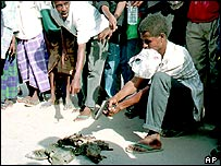 Mogadishu crowd