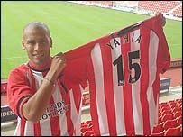 Southampton signing Alleddine Yahia