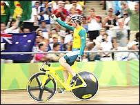 Australian Ryan Bayley