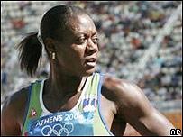 Merlene Ottey-Eslovenia-Atletismo