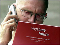 Vodafone user