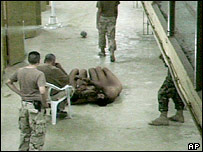 Abu Ghraib prisoner abuse