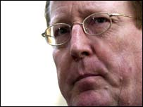 David Trimble has come under fire for his remarks