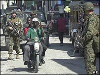 Port-au-Prince in Haiti
