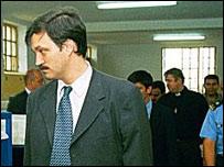 Pablo Lanusse, caretaker govenror of Santiago del Estero