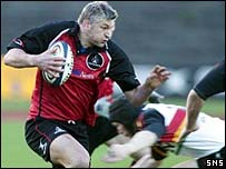 Todd Blackadder was unable to inspire Edinburgh to victory
