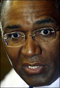 Trevor Phillips, Chairman of the Commission for Racial Equality
