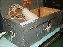 hangman's box