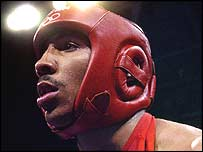 US light heavyweight Andre Ward