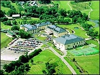 Vale of Glamorgan Hotel (from official website)