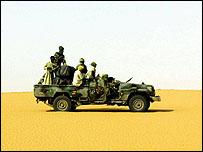متمردو دارفور
