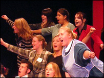 Ofsted the Musical