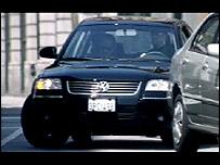 VW Passat ad