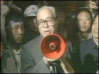 Zhao Ziyang, 19 May 1989