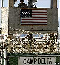 Camp Delta, Guantanamo Bay