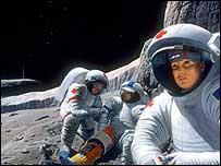 astronauts, Pat Rawlings