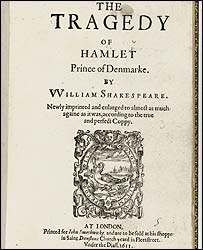 Quarto Edition of Hamlet