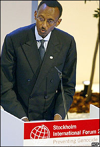 Paul Kagame