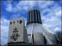 Liverpool Metropolitan Cathedral. Picture courtesy of FreeFoto.com