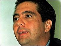 Martín Torrijos, presidente de Panamá