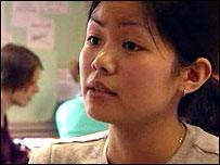 Student Lisa Ng
