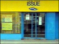 Big Issue offices in Brighton