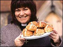 The Vicar of Dibley, Wakeman's favourite TV show