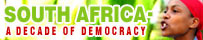 South Africa - A decade of democracy